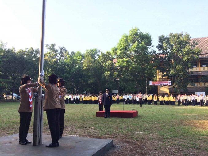 upacara harkitnas 2017