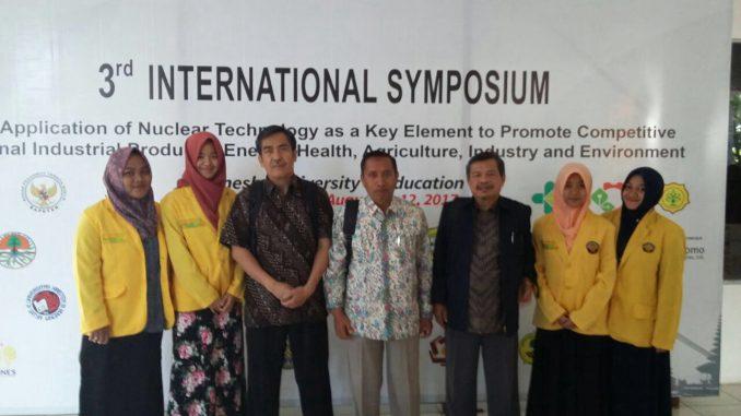 international symposium undiksa bali