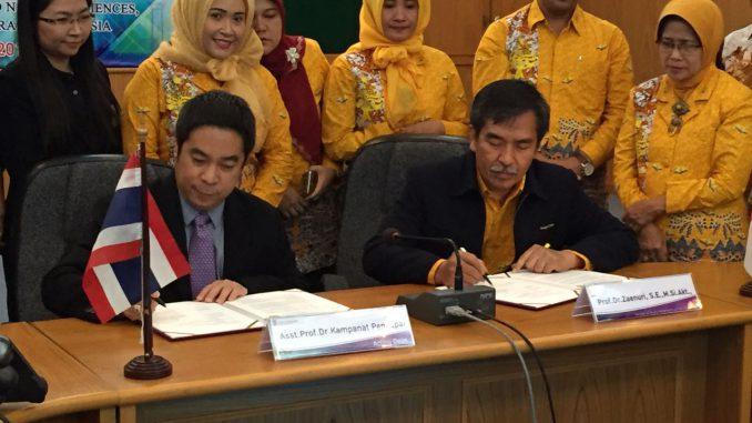 internasionalisasi fmipa dengan thailand