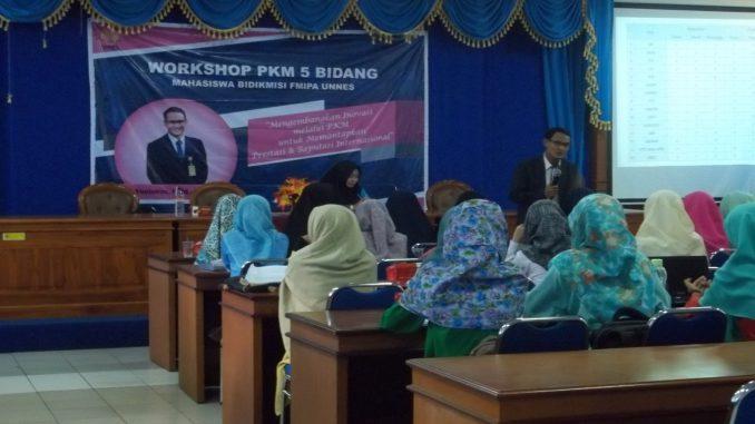 workshop pkm 5 bidang