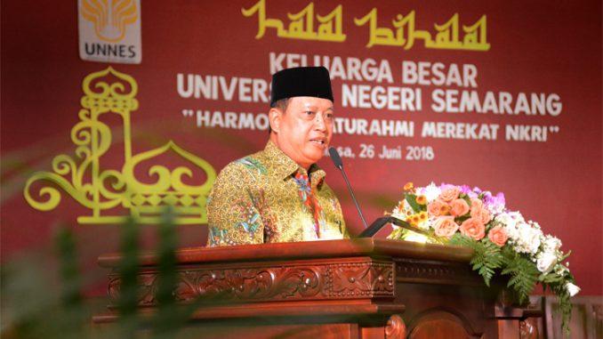 berita web halal bihalal unnes