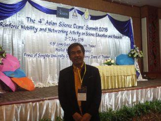 berita web dean summit di thailad