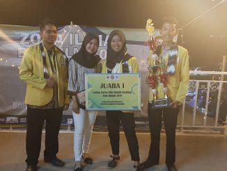 Juara I LKTI Banjarmasin Agustus 2019