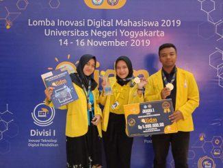 J1 Inovasi Digital Mahasiswa Tingkat Nasional