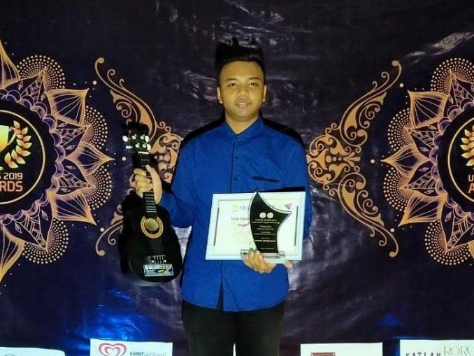 Rizki Danang Mapres terbaik 2019 2