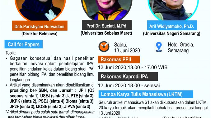 seminar IPA