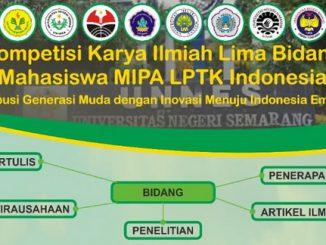 Kompetisi PKM MIPA LPTK Juli 2020 2