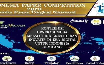 Tampilkan Ide Kreatif Dan Inovatifmu Untuk Indonesia Gemilang