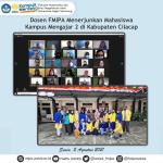 Dosen FMIPA Menerjunkan Mahasiswa Kampus Mengajar 2 di Kabupaten Cilacap