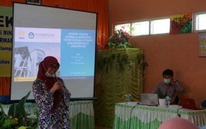 Pelatihan Desain Pembelajaran IPAS Terintegrasi Literasi dan Numerasi untuk Menyongsong AKM bagi Guru SD di Kabupaten Banjarnegara